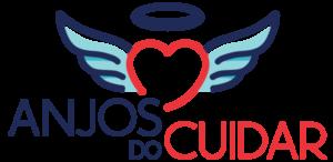 Logo do Anjos do Cuidar