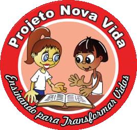 Logotipo do Projeto Nova Vida, em Pacatuba/CE