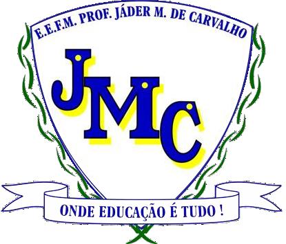 Brasão da E.E.F.M. Prof. Jáder M. de Carvalho